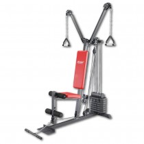 【來福嘉 LifeGear】63150 家用多功能肌肉力量綜合訓練機(零噪音/不占空間/居家首選)